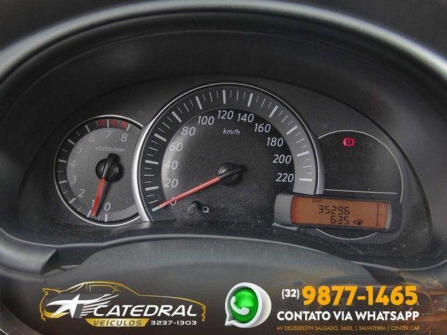 Nissan MARCH Rio2016 1.6 Flex Fuel 5p 2016 *Novíssimo* Aceito Troca - Foto 9