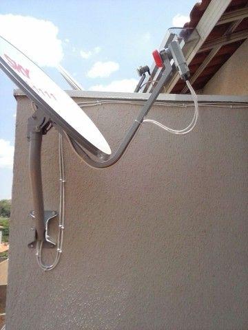Instalação de antenas de satélite - Foto 2