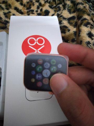 Smartwatch X8 Novo na Caixa (Promoção!) - Foto 4
