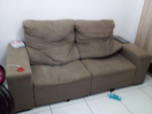 Sofá  cama 2 lugares  - Foto 2