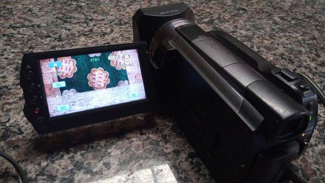 Câmera Sony HDR XR 500
