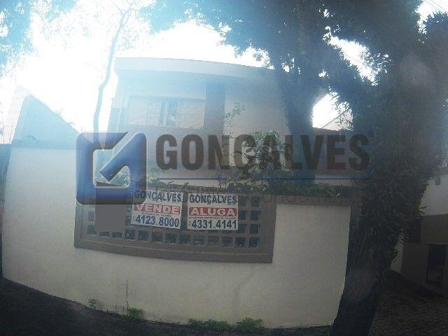Casa para alugar com 4 dormitórios em Jardim do mar, Sao bernardo do campo cod:1030-2-3992