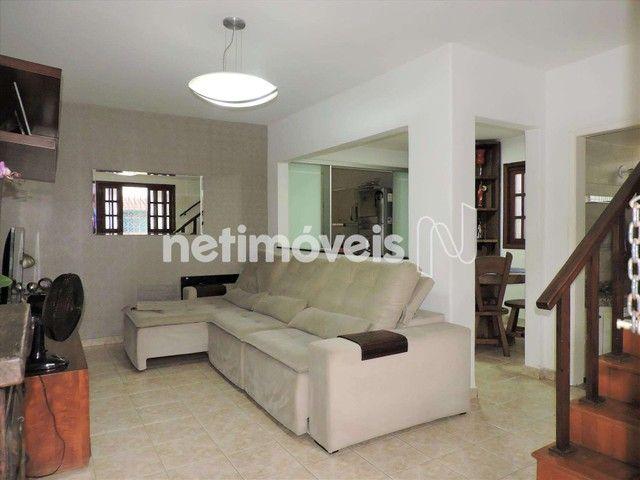 Casa de condomínio à venda com 3 dormitórios em Liberdade, Belo horizonte cod:856420 - Foto 2