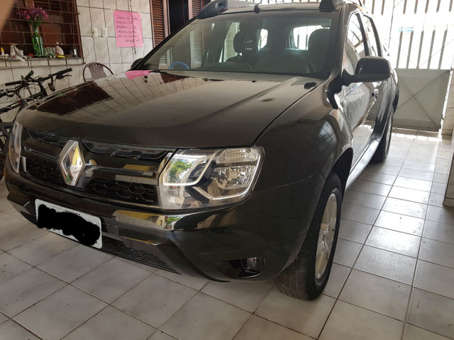 Duster Expression 1.6 manual 2017