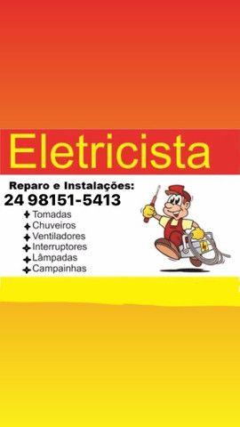 Eletricista de confiança o melhor da região  - Foto 5