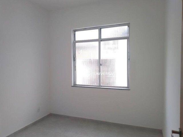 Apartamento com 3 quartos para alugar, 43 m² por R$ 750/mês - Centro - Juiz de Fora/MG - Foto 8