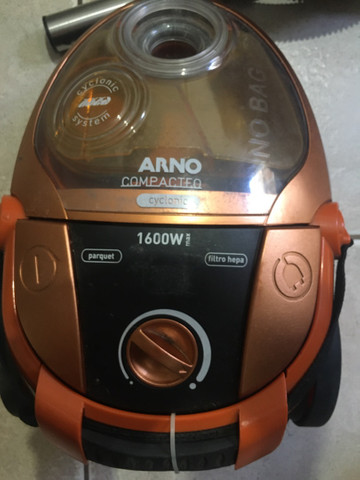Aspirador de pó Arno 1600w 110v
