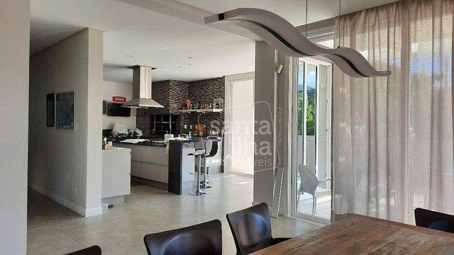 Casa com 5 dormitórios à venda, 521 m² - Lagoa da Conceição - Florianópolis/SC - Foto 9