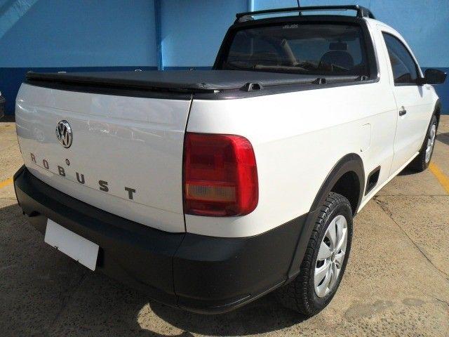 VW - VolksWagen Saveiro Robust 1.6 Total Flex 8V - Foto 5