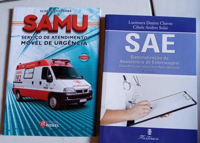 Livros de enfermagem  - Foto 4