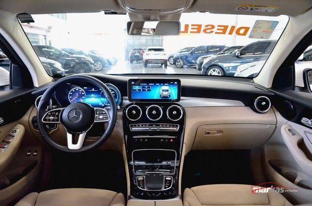 Mercedes GLC 220d GLC220D TD 4M OFF ROAD 194HP INTERIOR BEGE 20 MIL KM U DONO 4P - Foto 8