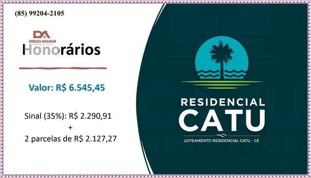 Lotes Residencial Catu *&¨%$ - Foto 3