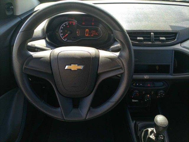 Chevrolet Onix Joy 1.0 18/19- Vendedor Caio Henrique  - Foto 8