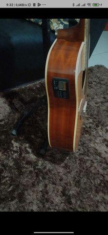 Violão 12 cordas hofma - Foto 2