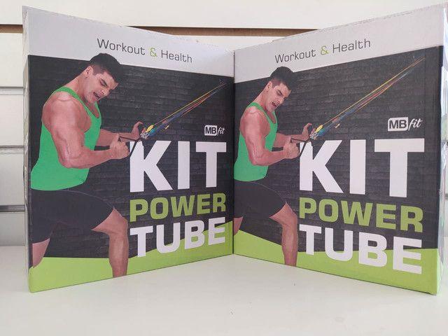 Kit Mbfit Power Tube Elástico com Elástico - Foto 4
