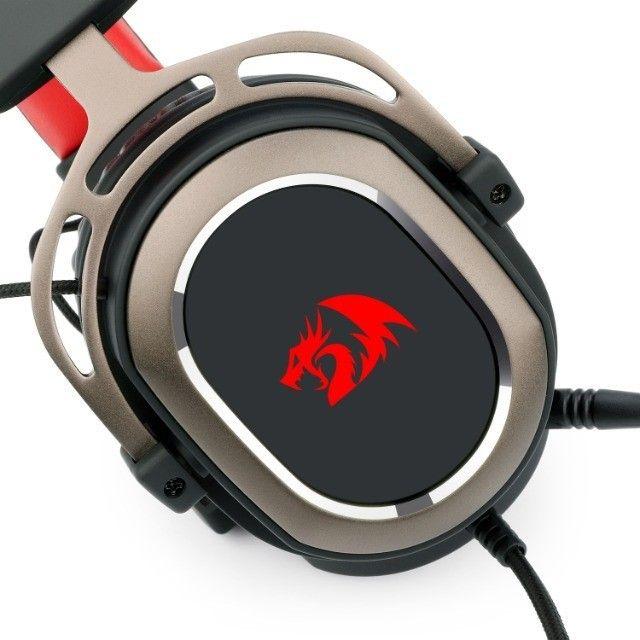 Headset Gamer Redragon Helios H710 Surround 7.1 - Foto 6