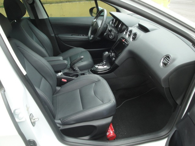 Peugeot 408 2016 Griffe THP Flex Aut 6 Marchas Teto Couro Abs 6 Air Bags Multimídia - Foto 11