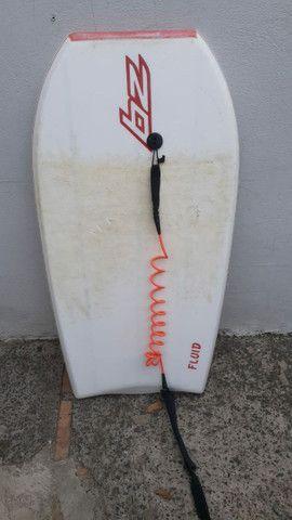 Prancha Bodyboard BZ + CAPA