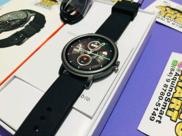 Smartwatch Mibro Air Versão Global Relógio Original Xiaomi Pronta Entrega Lançamento