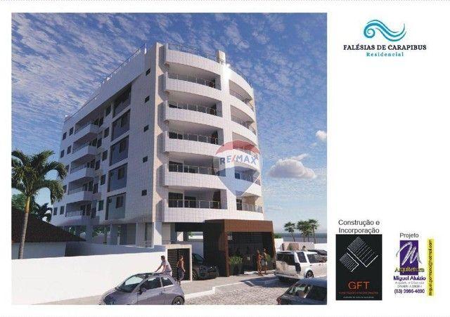 Excelente apartamento em construção - Carapibus - CONDE/PB