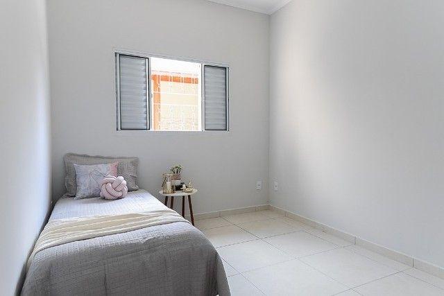 Vendo linda casa 3 dormitórios, suíte, em Jaguariúna, no Zambon - Foto 8