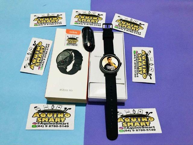 Smartwatch Mibro Air Versão Global Relógio Original Xiaomi Pronta Entrega Lançamento - Foto 2