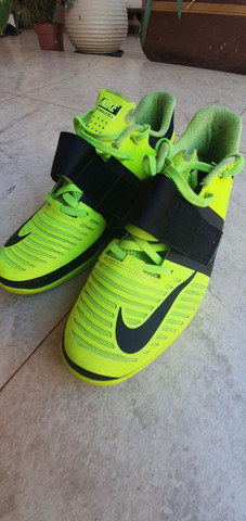 Nike Romaleos 3 - Tênis de LPO e CrossFit/ FlyWire.  - Foto 3