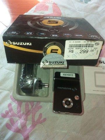 MP5 Suzuki na caixa Novinho
