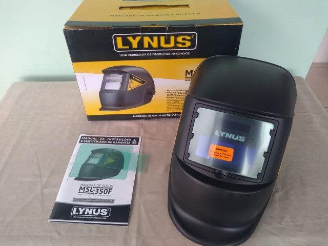 Máscara de Solda Lynus MSL-350F - Foto 3