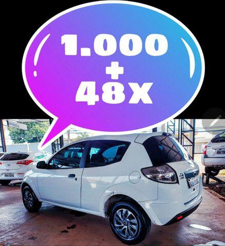 Ka básico 2011 na promoção é na LUIZA automóveis