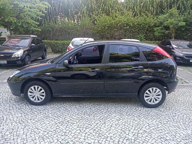 Ford Focus 2009 Hatch Gl 1.6 8v flex+completíssimo+revisado+novíssimo!!! - Foto 8