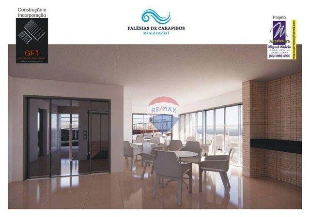 Excelente apartamento em construção - Carapibus - CONDE/PB - Foto 5