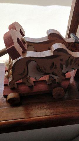 Carroça com bois - Foto 2
