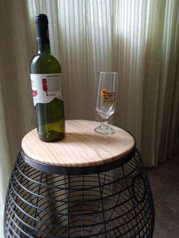 Mesa taça colecionadora de rolhas  - Foto 5