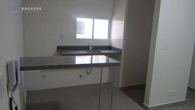 Kitnet com 1 dormitório para alugar, 36 m² por R$ 1.000,00/mês - Cristo Rei - Várzea Grand - Foto 2