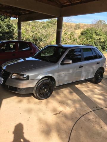 GOL G4 POWER 1.6 4P TOTAL FLEX 2008