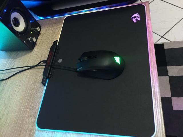 Teclado + mouse corsair