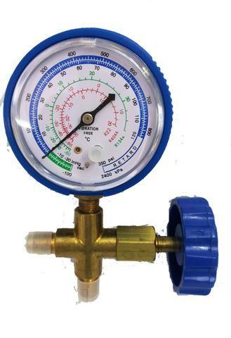 Manifold Refrigeração Simples C T 466l Baixa R22/404a/134a - Foto 4