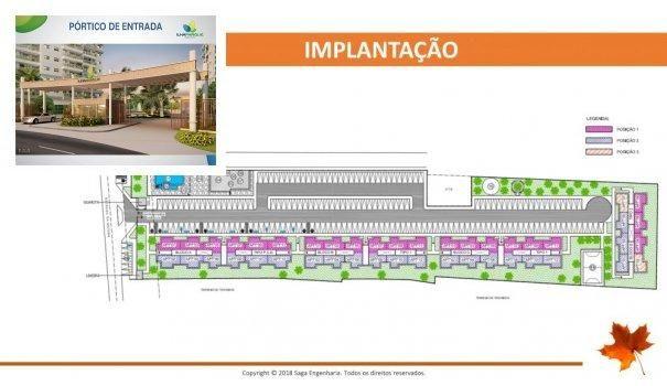 BELLEVILLE - Apartamento em Lançamentos no bairro Forquilha - São Luís, MA - Foto 6
