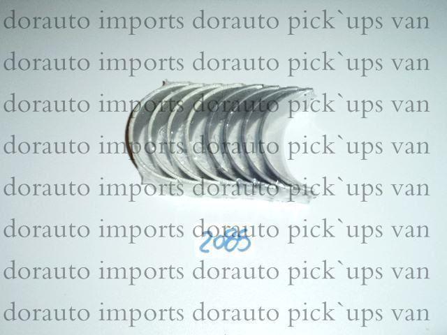 Bronzina biela 0.50 master 2.5 16v(05/.)(dohc)(g9u)