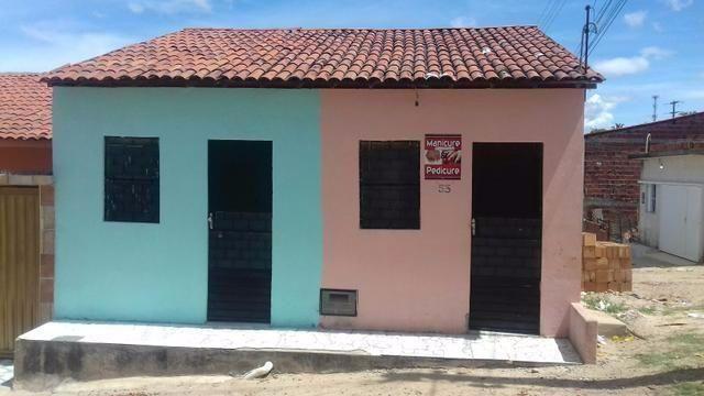 Vdo 3 casa no Sítio no Jorge todas já alugadas,excelente investimento