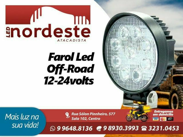 Farol led off-road