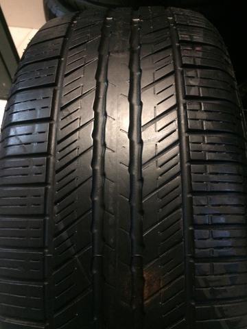 4 pneus 17 tiguan azera 235 55 r17 semi novos pe as e acess rios zona ind bras lia. Black Bedroom Furniture Sets. Home Design Ideas