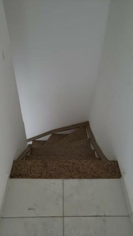 Casa miuto bem localizada duplex 1a locaçao 2 qts com varandas quintal 2 vgs - Foto 8