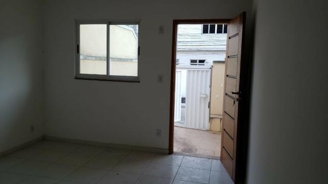 Casa miuto bem localizada duplex 1a locaçao 2 qts com varandas quintal 2 vgs - Foto 9