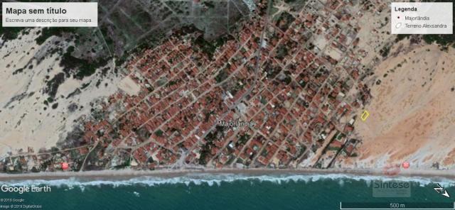 Oportunidade - Terreno em Majorlândia frente mar - Foto 4