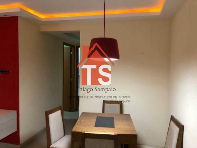 Apartamento para alugar com 2 dormitórios em Cachambi, Rio de janeiro cod:TSAP20110 - Foto 2