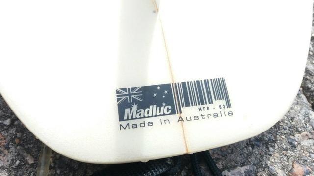Baixei o preço - Prancha 6'1 Australiana Billabong JS - Foto 4