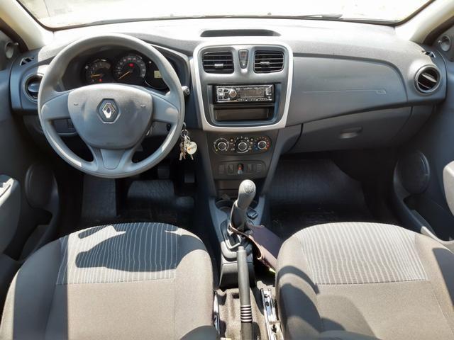 Renault Logan Authentique 2020 - Foto 11