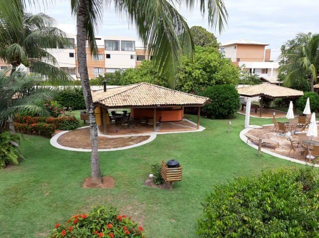 Duplex Guarajuba, com água, gás , e serviços de camareira incluso no condomínio. muito boa - Foto 4